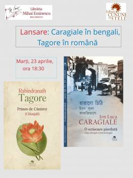 Caragiale, Tagore